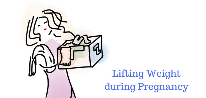 How Much Weight Is Safe To Lift Up During Pregnancy ...