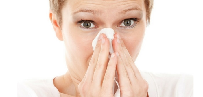 How to Treat a Stuffy Nose During Pregnancy? | GoMama247